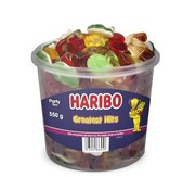 Haribo Greatest Hits -6 silo's