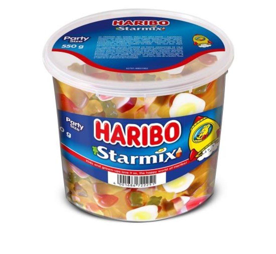 Haribo Starmix -Doos 6x550 gram