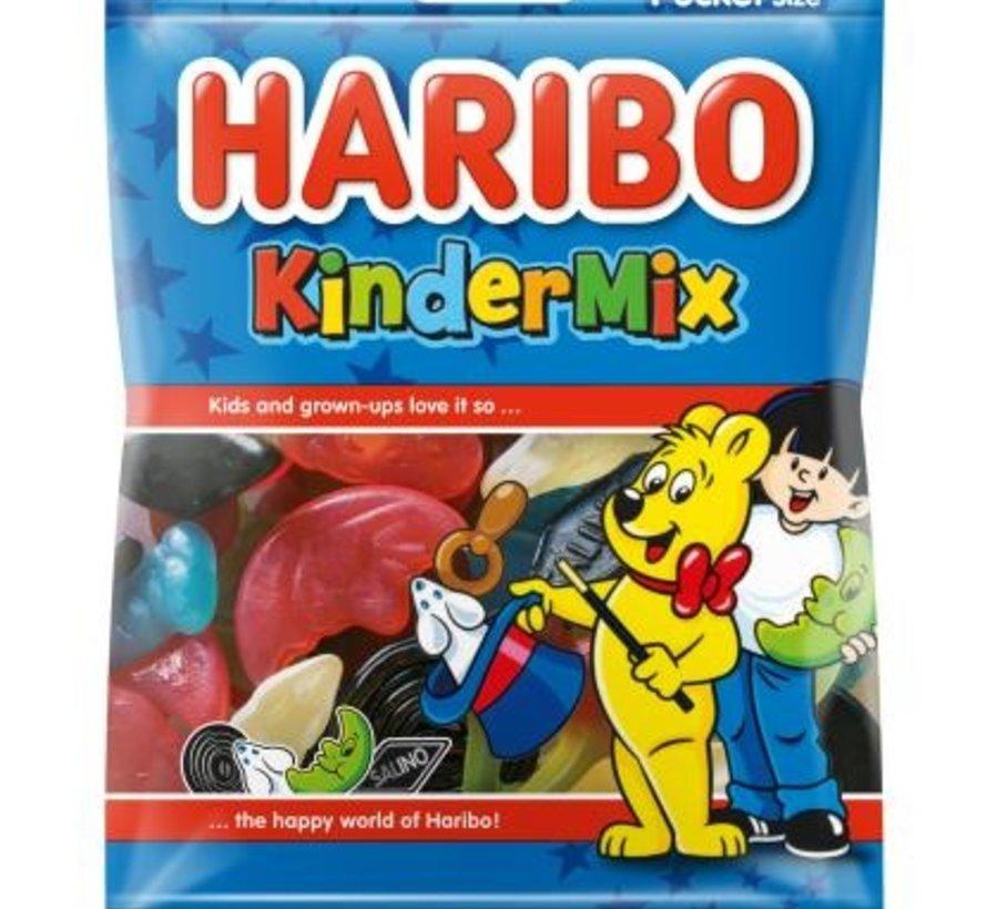 Haribo Kindermix -Doos 28 x 75 gram