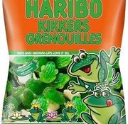 Haribo Kikkers -Doos 20 stuks
