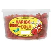 Haribo Haribo Kers Cola -Silo 150 stuks