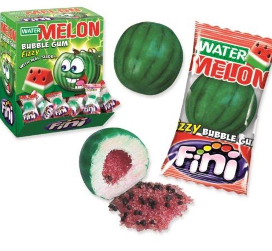 Watermeloen Kauwgom Gluten Vrij -Doos 200 Stuks