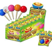 Jawbreaker Jawbreaker Lollies On A Stick  -Doos 15 Stuks