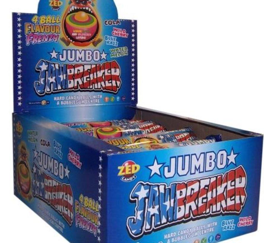 Jawbreaker Jumbo American -Doos 20 stuks
