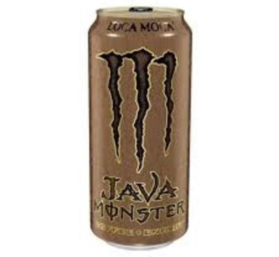 Monster Coffee Energy Loca Moca
