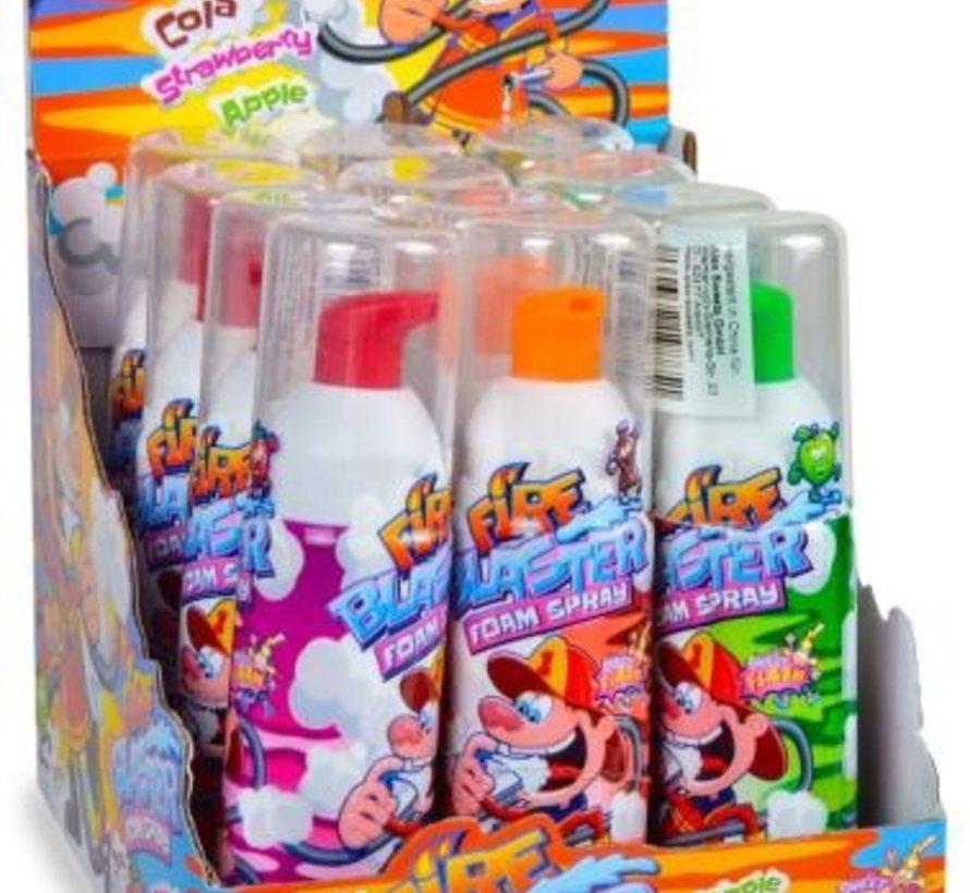 Fire Blaster Foam Spray -Doos 12 stuks