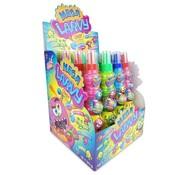 As Mega Larvy Candy Spray -Doos 16 stuks
