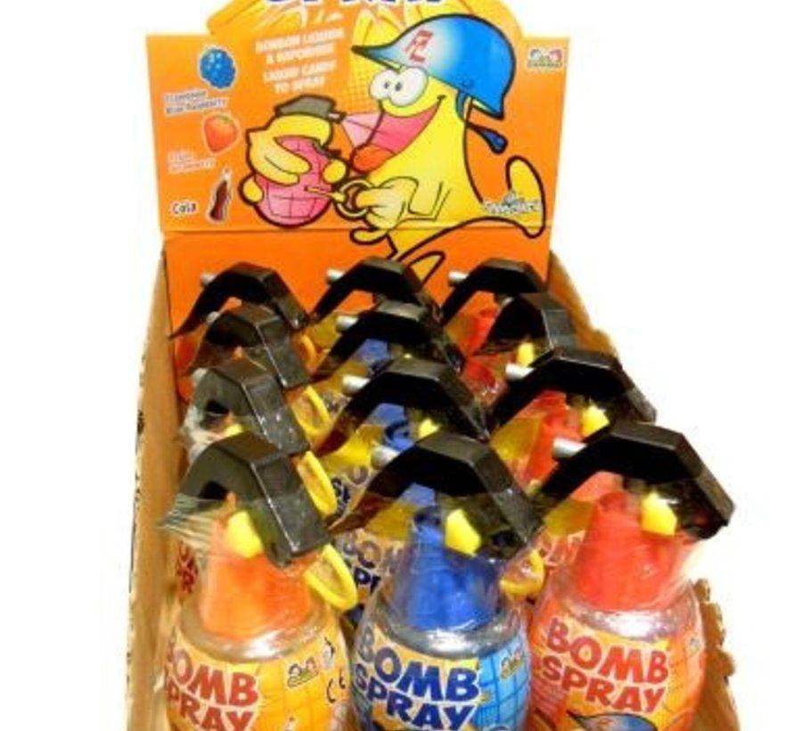Bomb Spray -Doos 12 stuks