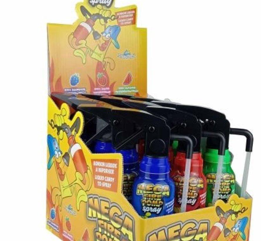 MEGA Fire Pomp Spray -Doos 12 stuks