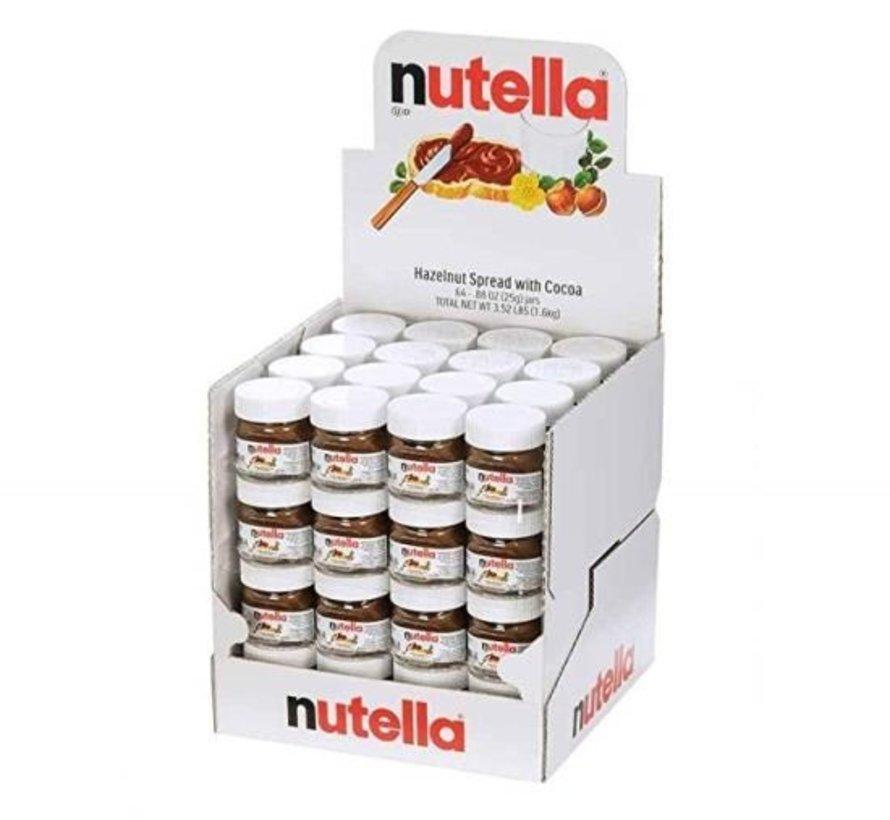 Nutella Mini -Doos 64 stuks