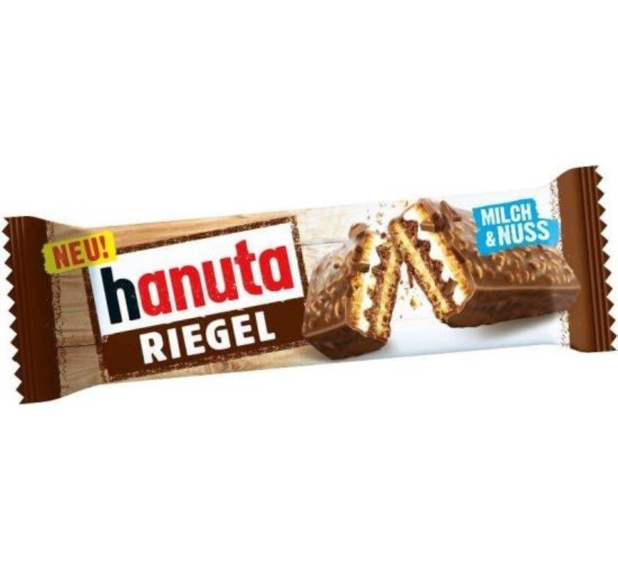 Hanuta Riegel -Doos 14 stuks
