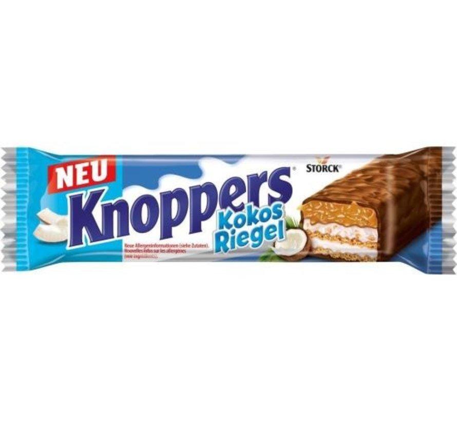 Knoppers Koko Riegel -Doos 24 stuks