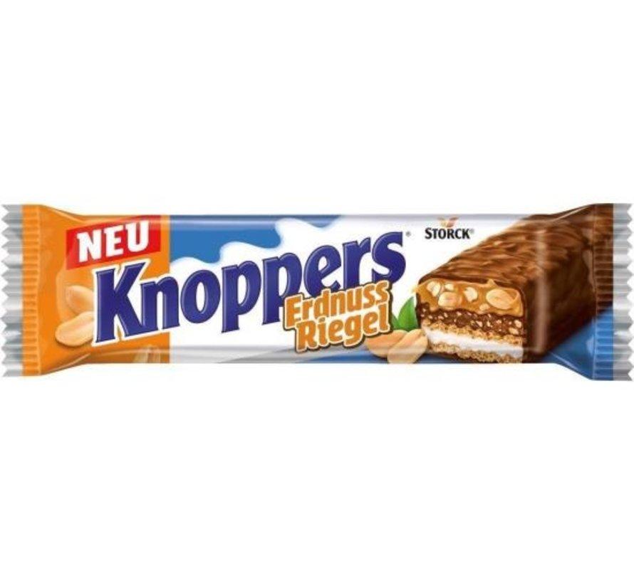 Knoppers Erdnuss Riegel -Doos 24 stuks