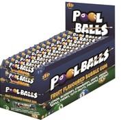Starsweets Jawbreaker Pool Balls - Doos 50 stuks