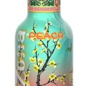 Arizona Arizona Honey Peach Green Tea -6x500ml