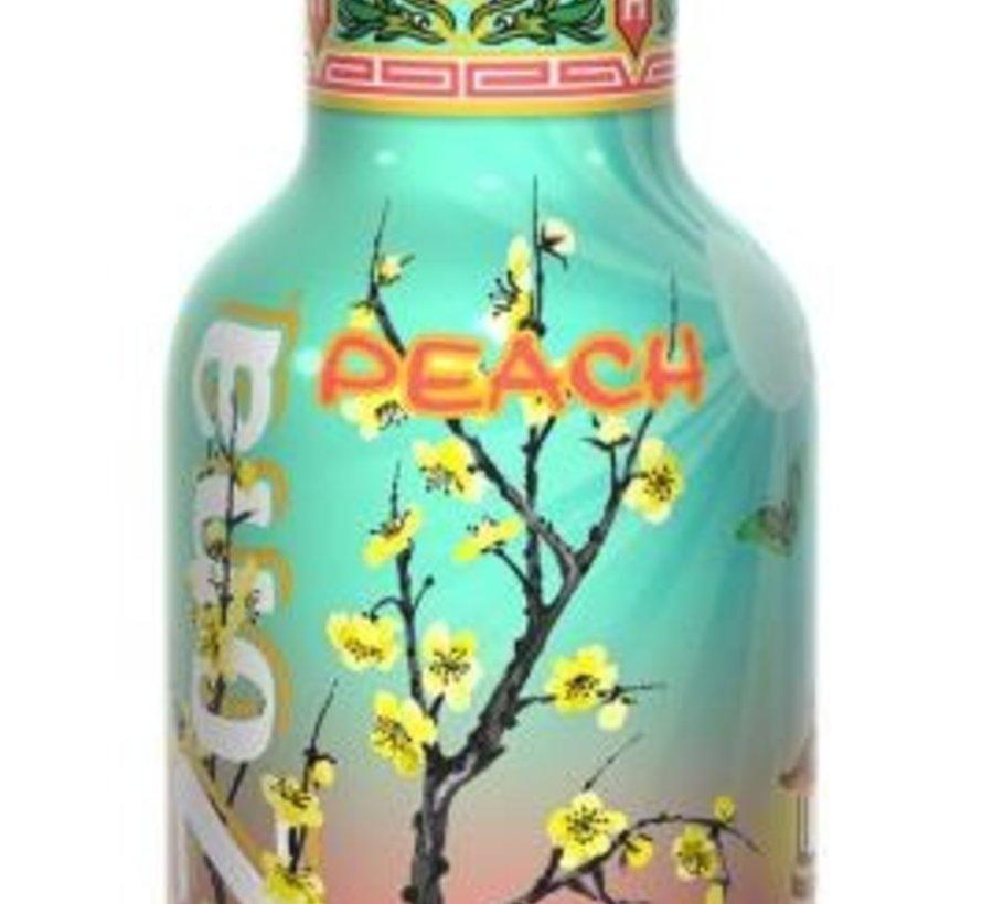 Arizona Honey Peach Green Tea -6x500 ml