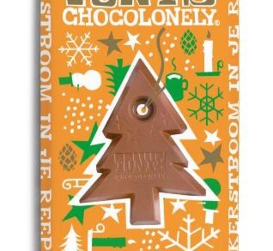 Kerst Tony's Gemberkoekjes Chocolade -Doos 15 stuks