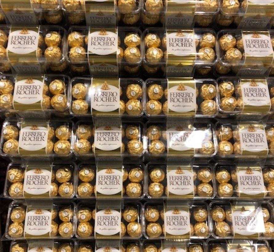 Ferrero Rocher 16 stuks -Per 5 Doosjes