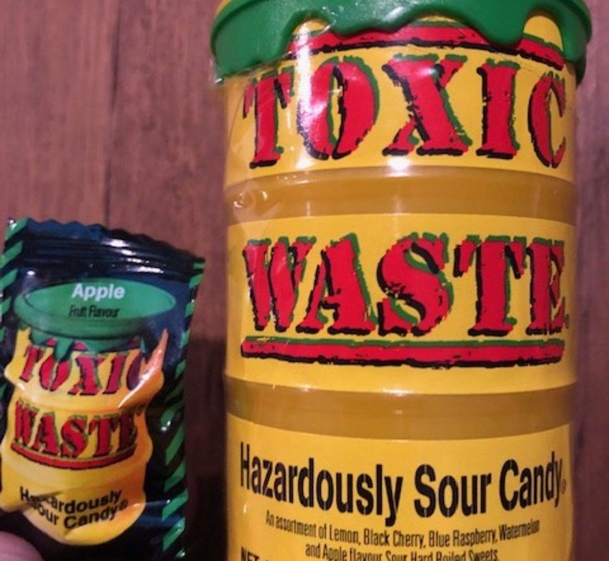 Toxic Waste Truck -Doosje 3 barrels