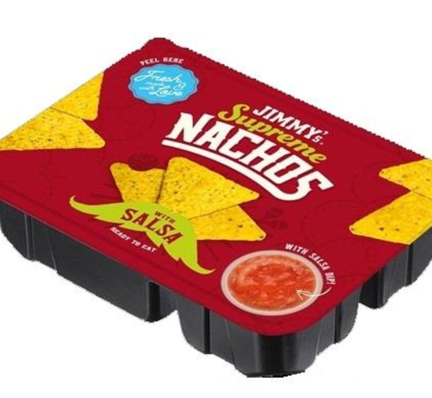 Nacho's TO GO Salsa Dip -Doos 7x200 gram