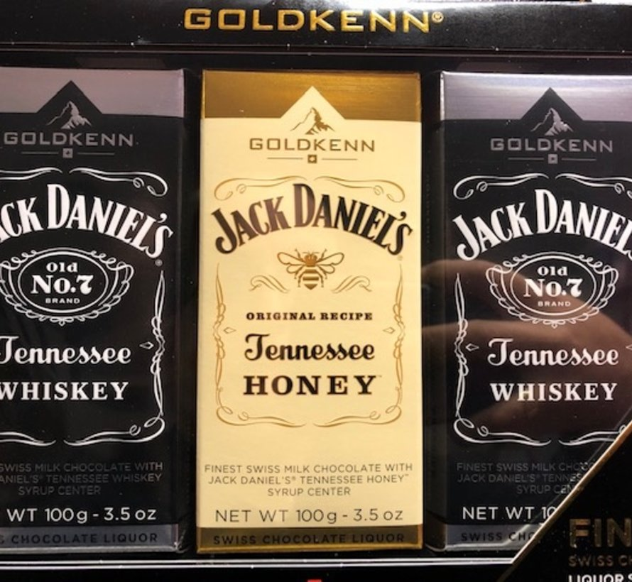 Jack Daniel's GESCHENK VERPAKKING