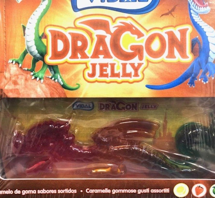 Dragon Jelly GLUTEN VRIJ -Doos 11 blisters