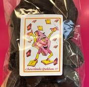 Chocolade Spekjes PUUR -250 gram