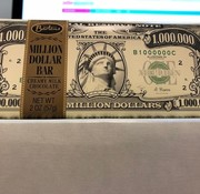 1 Million Dollar Chocolate Bar