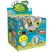 Lutti Roll Up Smiley -Doos 24 Stuks