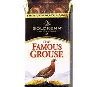Goldkenn Famous Grouse Chocolade tablet 100 gram