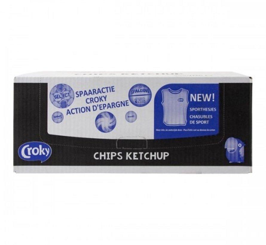 Croky Ketchup -Doos 20x40 gram