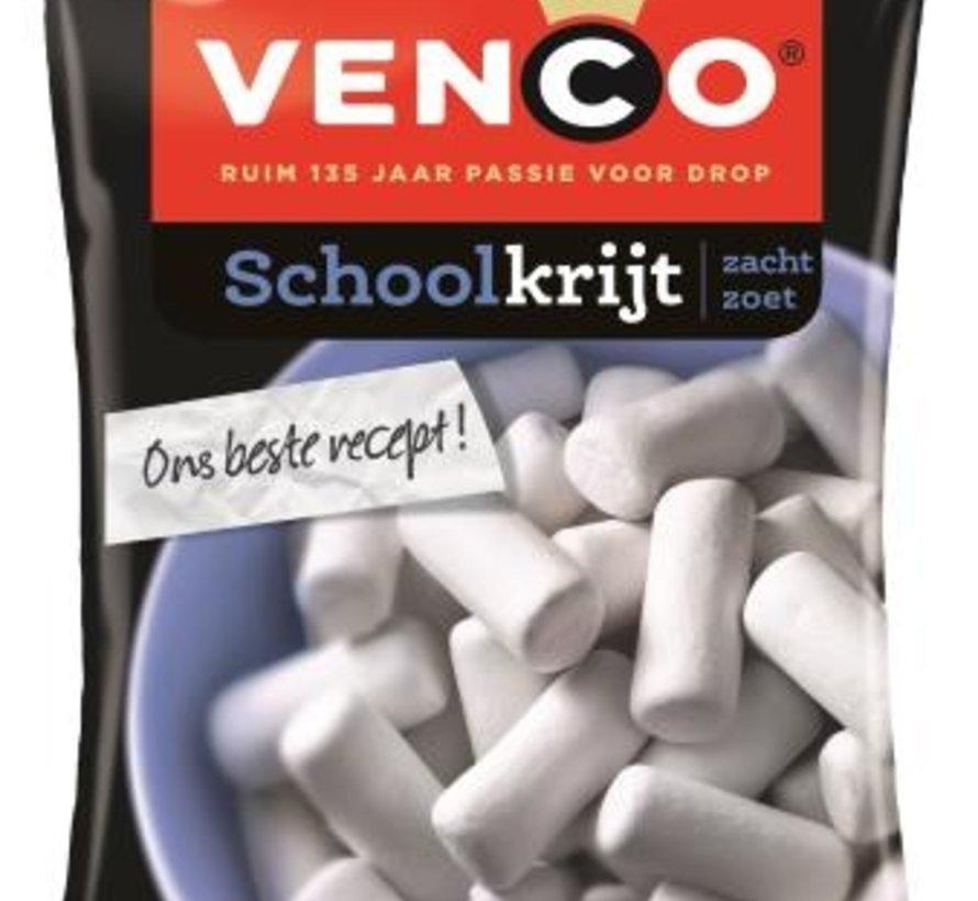 Schoolkrijt Drop - Doos 24x 100 gram