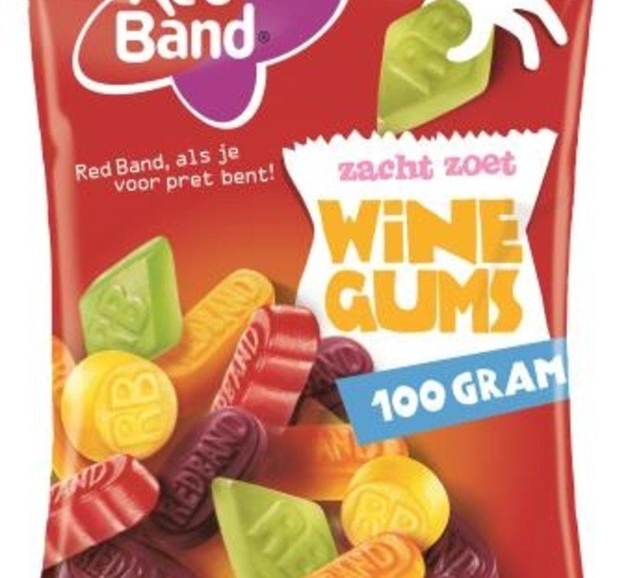 Winegums Sterklasse -Doos 24x 100 gram