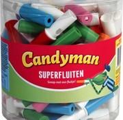 CandyMan Super Fluit -silo 100 stuks