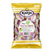 Katja Fruit Vlinders -Doos 12x500 gram