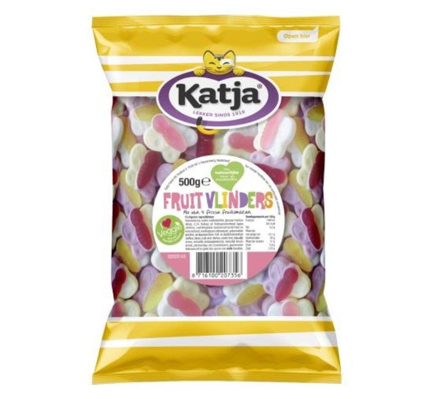 Fruitvlinders -Doos 12x500 gram