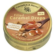 Cavendish & Harvey Caramel Filled Caramel -Doos 11 blikken