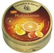 Cavendish & Harvey Multi Vitamin Drops -Doos 9 blikken