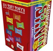 Tony'S Chocolonely Chocolonely Tiny Tony'S Regenboog Mix -Doos 100 Stuks