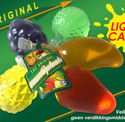 Jelly Fruit Splash - 10 stuks