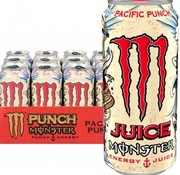 Monster Monster Pacific Punch -Tray 12 stuks