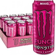 Monster Monster Mixed Punch -Tray 12x500 ml