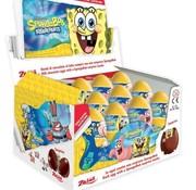 Zaini Sponge Bob Surprise Ei -Doos 24 stuks