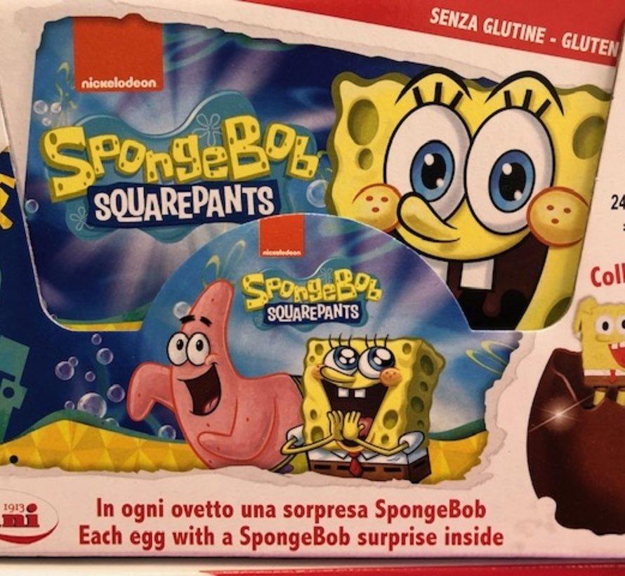Sponge Bob Surprise Ei -Doos 24 stuks