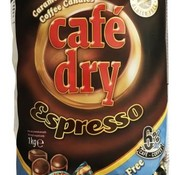 Intervan Espresso Cafe Dry Candy  -Suikervrij Glutenvrij -1 kilo