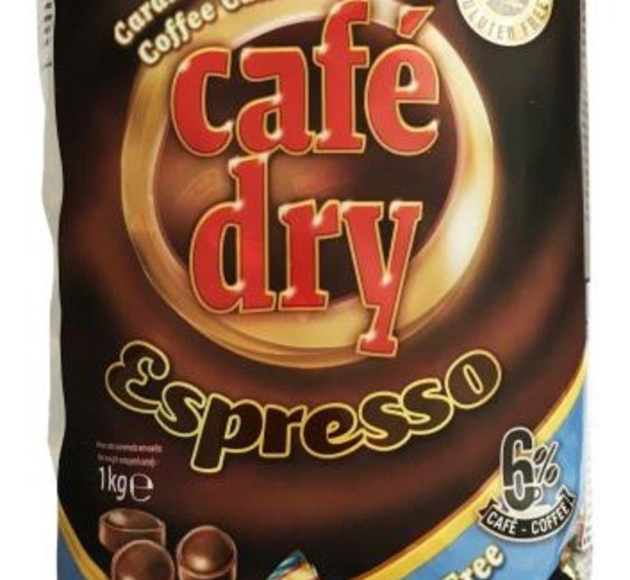 Espresso Candy  SUIKERVRIJ & GLUTENVRIJ