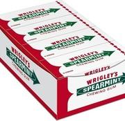 Wrigley's Wrigley'S Spearmint Retro Kauwgom -Pak 8 stuks
