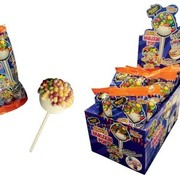 Cool Cool Harlekin Pop Gum Fizzy Filled Doos 15 Stuks