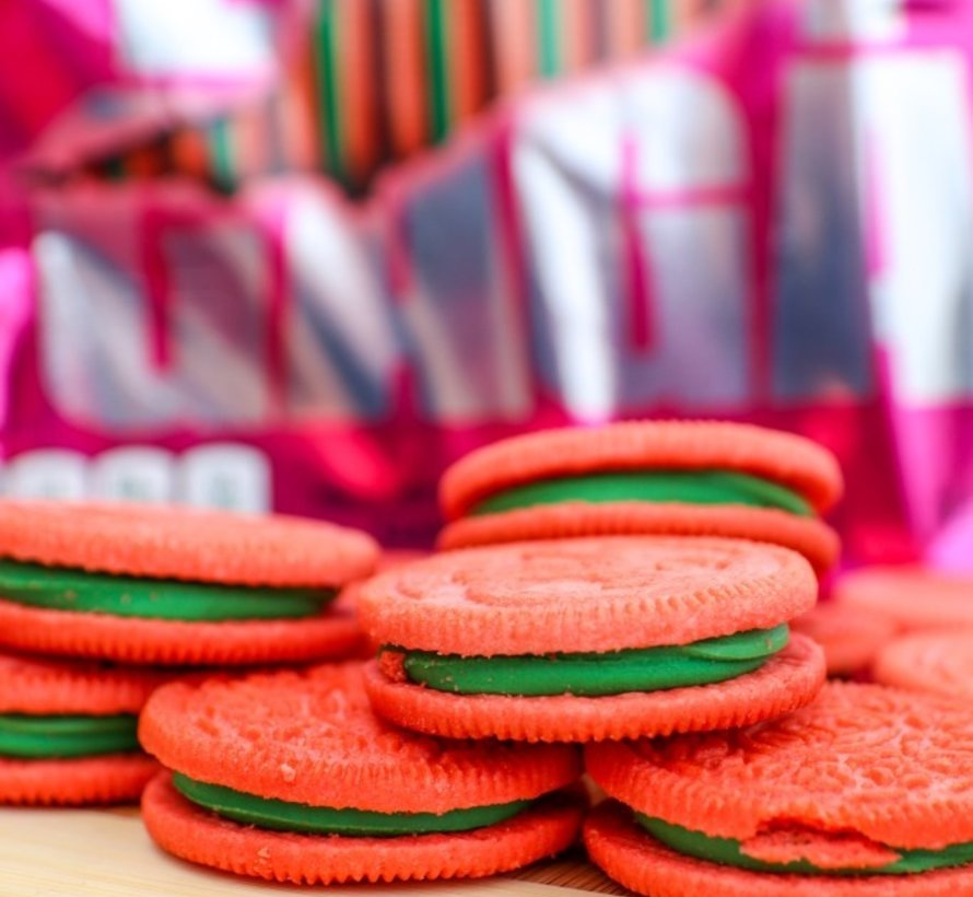 Lady GaGa OREO -Roll 6 cookies