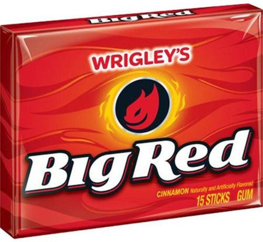 Big Red Cinnamon Gum 1 pakje
